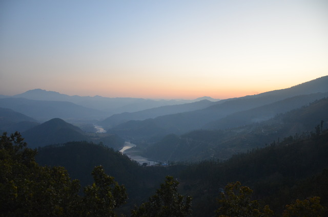 Jajarkot in the evening
